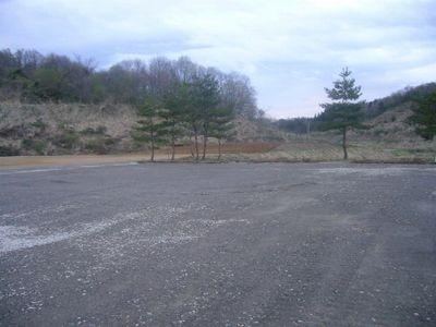 ドッグラン駐車場予定地