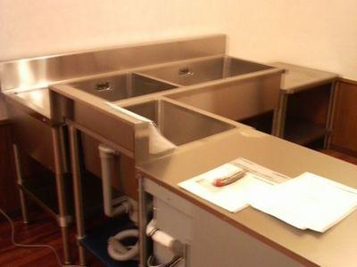 トレーラーハウス厨房機器