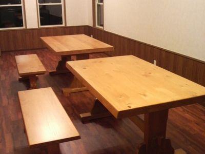 カフェテーブル&イス