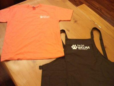 Tシャツ&エプロン