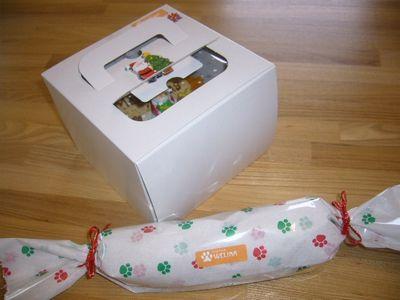 クリスマスケーキ第1号