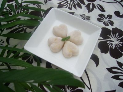 バナナシャーベット