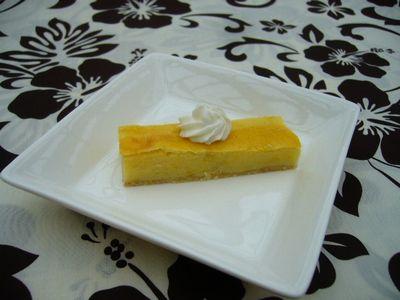 おいもチーズケーキ
