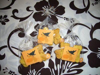 ハロウィン♪ミニミニクッキー