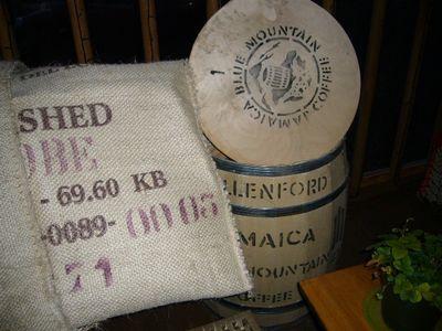 coffee樽