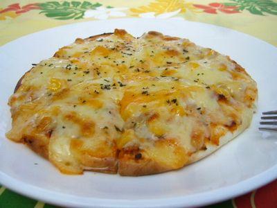 ピタピザ(ツナコーン)
