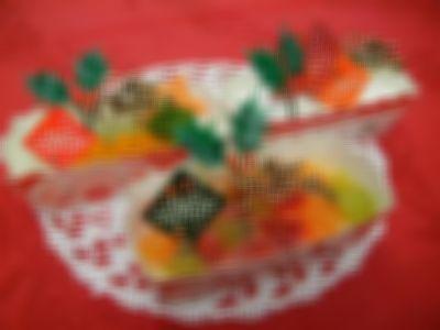 ワンちゃん用ミニクリスマスケーキ